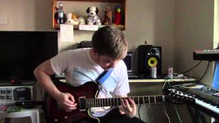 Guitar Talk #1 - adding myxolydian flavours to the pentatonic scale