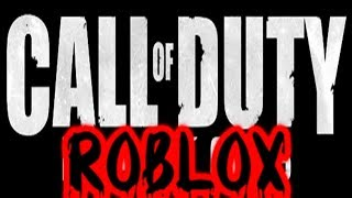 CALL OF DUTY ZOMBIES NO ROBLOX - PARTE 1