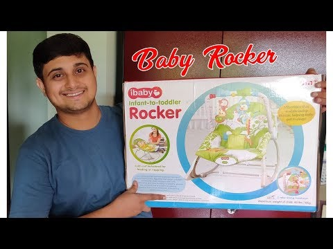Baby Rocker | Baby Bouncers | Mommy Must Haves | Infant-to-Toddler Rocker | Best Baby Gadgets 🔥🔥🔥