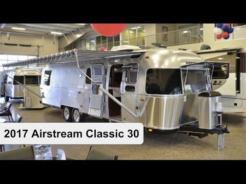 2017 Airstream Classic 30   Travel Trailer