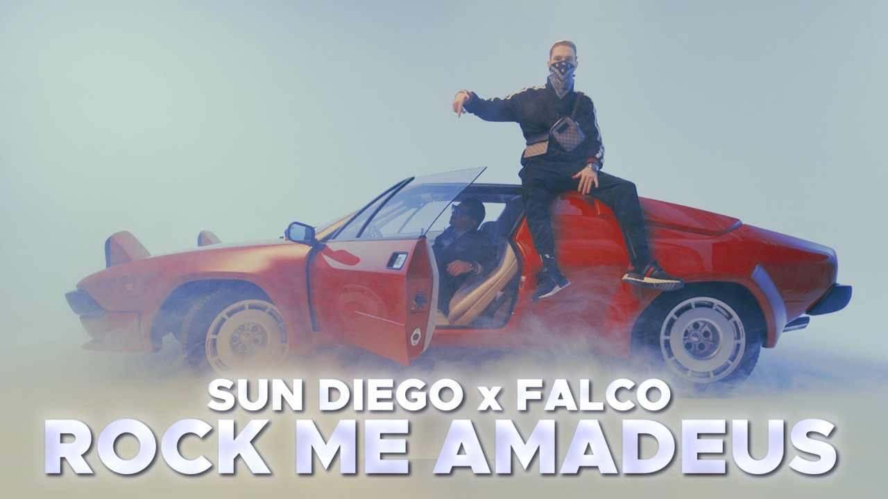Sun Diego X Falco Rock Me Amadeus Prod By Digital Drama & Jan Van