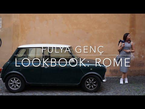 Benimle Hazırlanın | Roma Tatil Kombinleri 2016