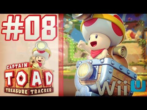 Let's Play: Captain Toad Treasure Tracker - Parte 8