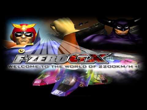 F-Zero GX/AX Music: Story Mode: Prologue - Black Shadow's Disgrace