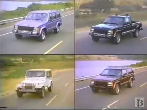 Maritime Jeep Eagle Dealers Commercial 1988