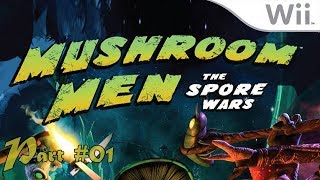 Mushroom Men: The Spore Wars - 01