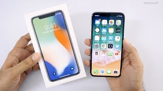connectYoutube - iPhone X Unboxing & Hands On Overview (256 GB Indian Unit)