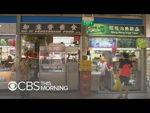 Saving Singapore street food