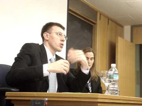 Dorin Chirtoaca at the Harvard Kennedy School of Government (7)