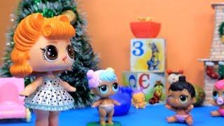 Куклы ЛОЛ Сборник Мультиков 6 - #Сюрпризы Видео для Детей Мультик LOL Surprise | Лалалупси Вероника