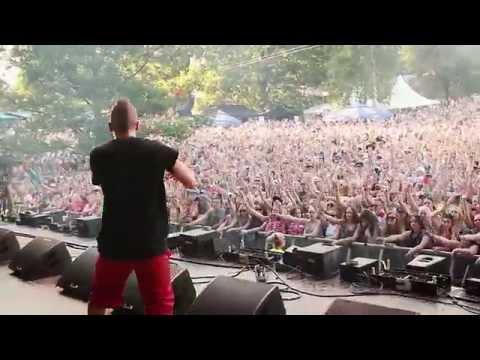 Nikke Ankara - Koska Sä Eroot (LIVE @ Summer Up 2015)