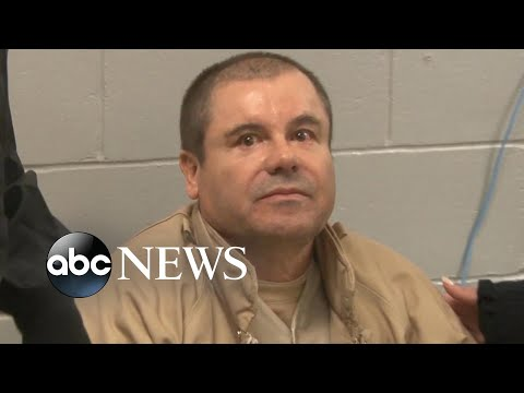 El Chapo found guilty on all 10 charges Mp3