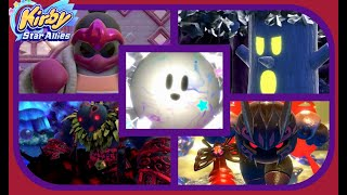 Kirby Star Allies - Soul Melter Ex - No Damage!! (No Copy Ability & Allies)