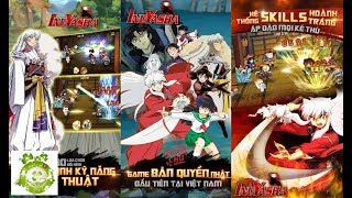 Game Mobile Private InuYasha - Khuyển Dạ Xoa | Free VIP10 - 10.000KC + KC Event