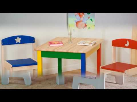 Toddler Table & Chair Sets | Kids Tables