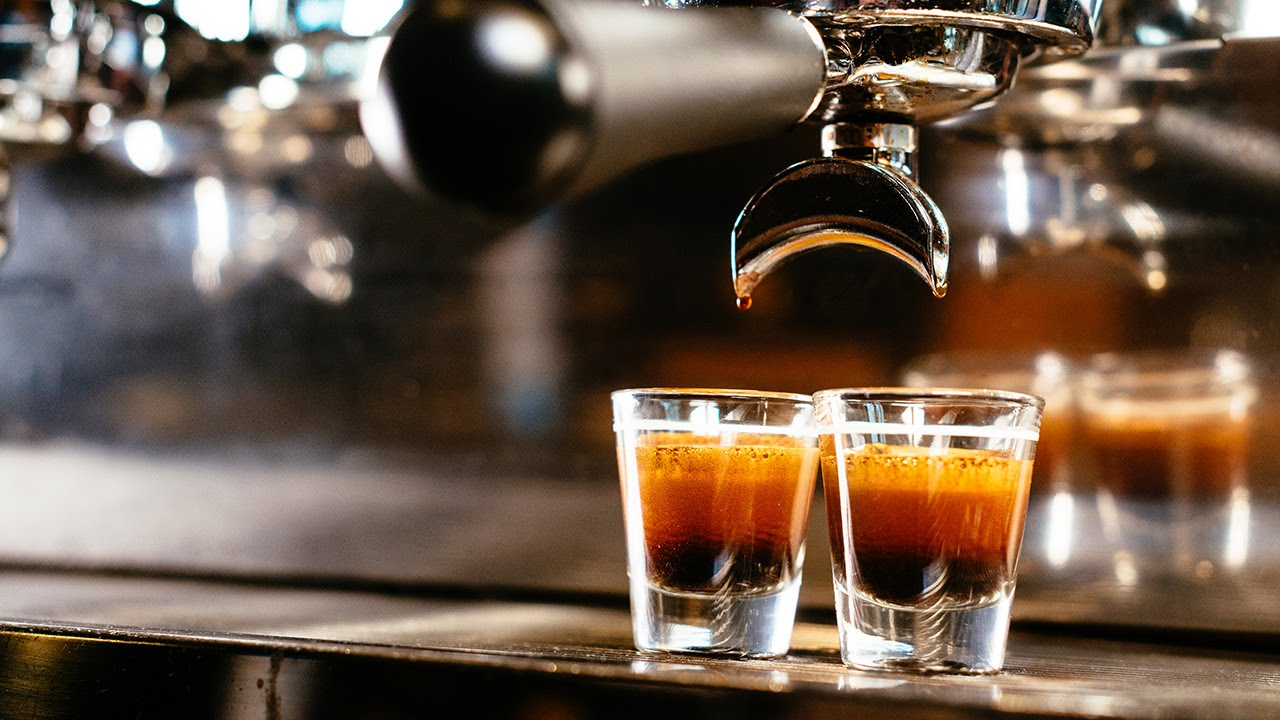 Pulling The Perfect Espresso Shot