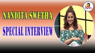 Actress Nandita Swetha Special Interview | 7 Movie | Vanitha TV Interviews