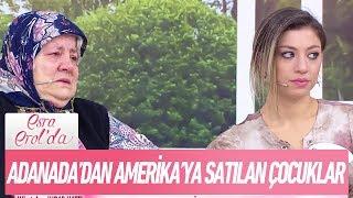 Adana'dan Amerika'ya satılan Michelle ve Britney - Esra Erol'da 8 Ocak 2018