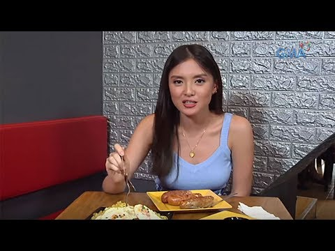 Taste MNL: Arra San Agustin tries juicy sausages
