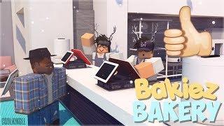 I GOT THE JOB!   Roblox Bakiez Bakery Quiz Center