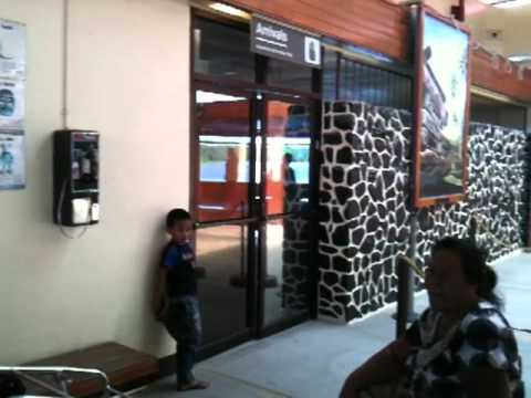 Pohnpei International Airport Micronesia