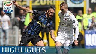 Inter - Milan 2-2 - Highlights - Giornata 32 - Serie A TIM 2016/17 streaming