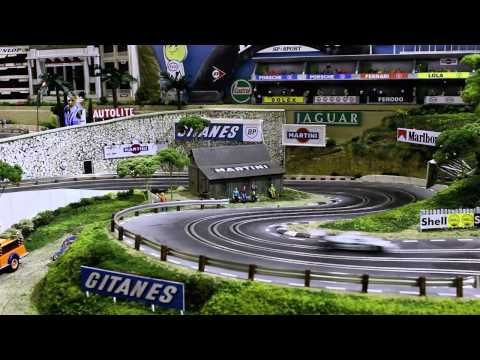 $300,000 Slot-Car Track Offered by Neiman Marcus and Slot Mods USA