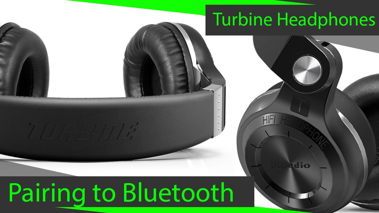 How to Pair Bluedio H-Turbine to Bluetooth Device - YouTube 438d544159e65