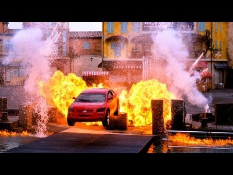 Lights, Motors, Action! Extreme Stunt Show at Hollywood Studios