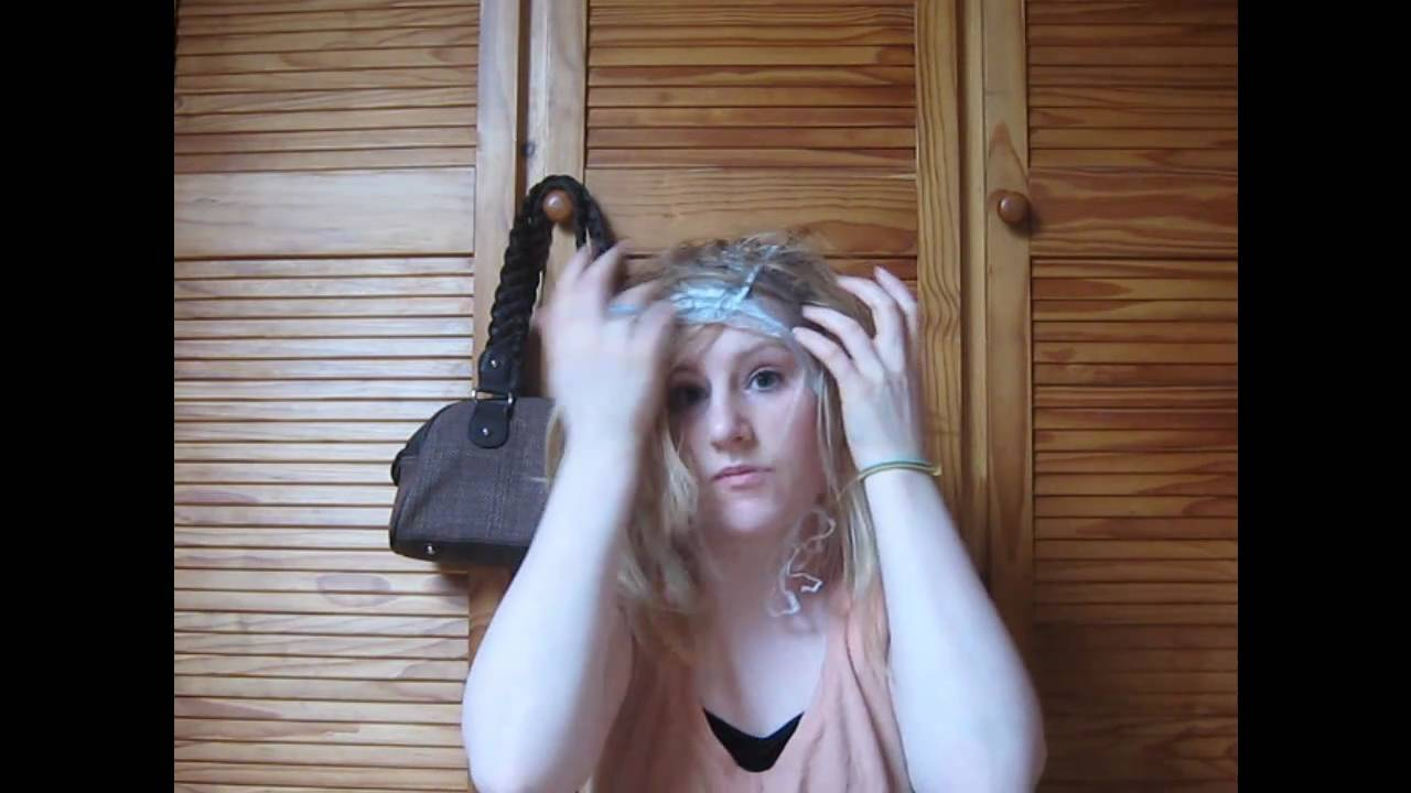 Hoe zelf highlights/balayage in je haar zetten