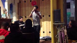 """Revolutionary Words"" Presents Utkarsh Ambudkar (Freestyle) with Miles Feld"
