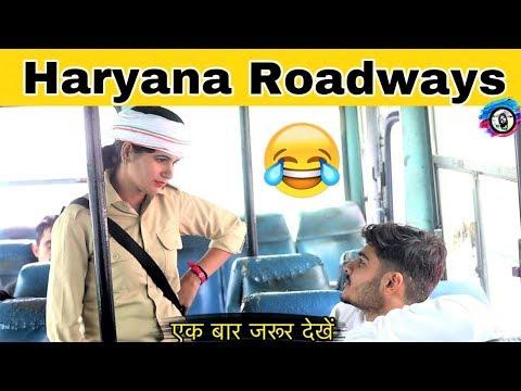 Haryana Roadways comedy ft. pooja khatkar  | ROYAL VISION | Haryanvi Comedy 2019