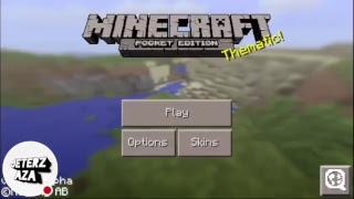 สตรีม Minecraft - Pocket Edition ของฉัน