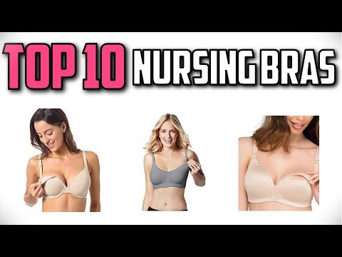 7647f7972c526 10 Best Nursing Bras In 2019 - YouTube