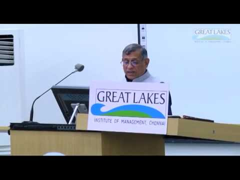 Distinguished Thought Leader Series - Mr S Gurumurthy