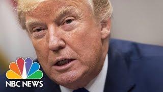 President Donald Trump Marks Passage Of Tax Bill (Full) | NBC News thumbnail