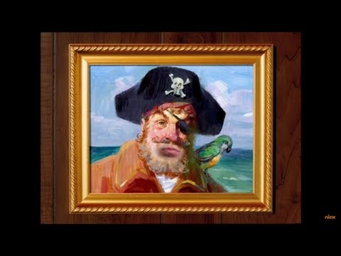 Клип Спанч Боб - Кто проживает на дне океана?