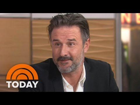 David Arquette Talks Powerful 'Sold' Film, And New 'Pee-Wee' Movie | TODAY