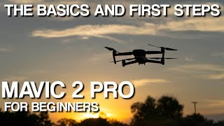 DJI Mavic 2 Pro - From Beginner to Pro