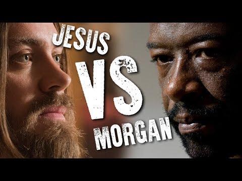 JESUS VS MORGAN EXPLAINED | The Walking Dead Season 8 Trailer Breakdown