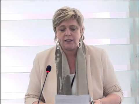 Hilde Vautmans 27 Oct 2015 plenary speech on Situation in Israel and Palestine