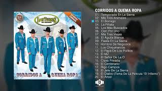 Corridos A Quema Ropa –Los Tucanes De Tijuana (Album Completo)