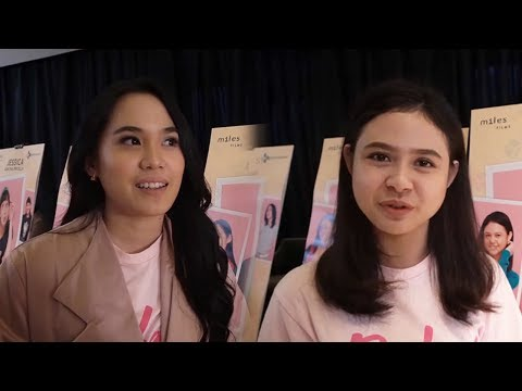 Sheryl Sheinafia & Maizura Film Bebas (Press Conference)