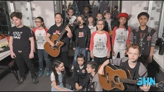 """School of Rock """"If Only You Would Listen"""" Acoustic Performance 