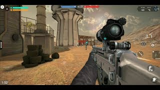 Shooting Heroes Legend (by XSQUADS Free Shooting Games - FPS) - game for android and iOS - gameplay.
