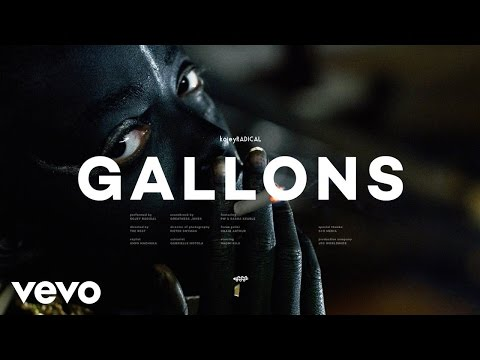 preview Kojey Radical - Gallons ft. PW from youtube