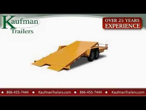 Kaufman Equipment Trailers