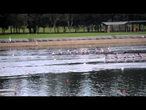 Newington College AAGPS Head Of The River 2015 Send Off