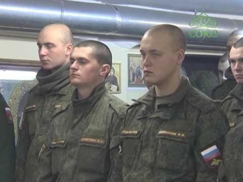В 59-й бригаде управления Центрального военного округа была совершена Божественная литургия