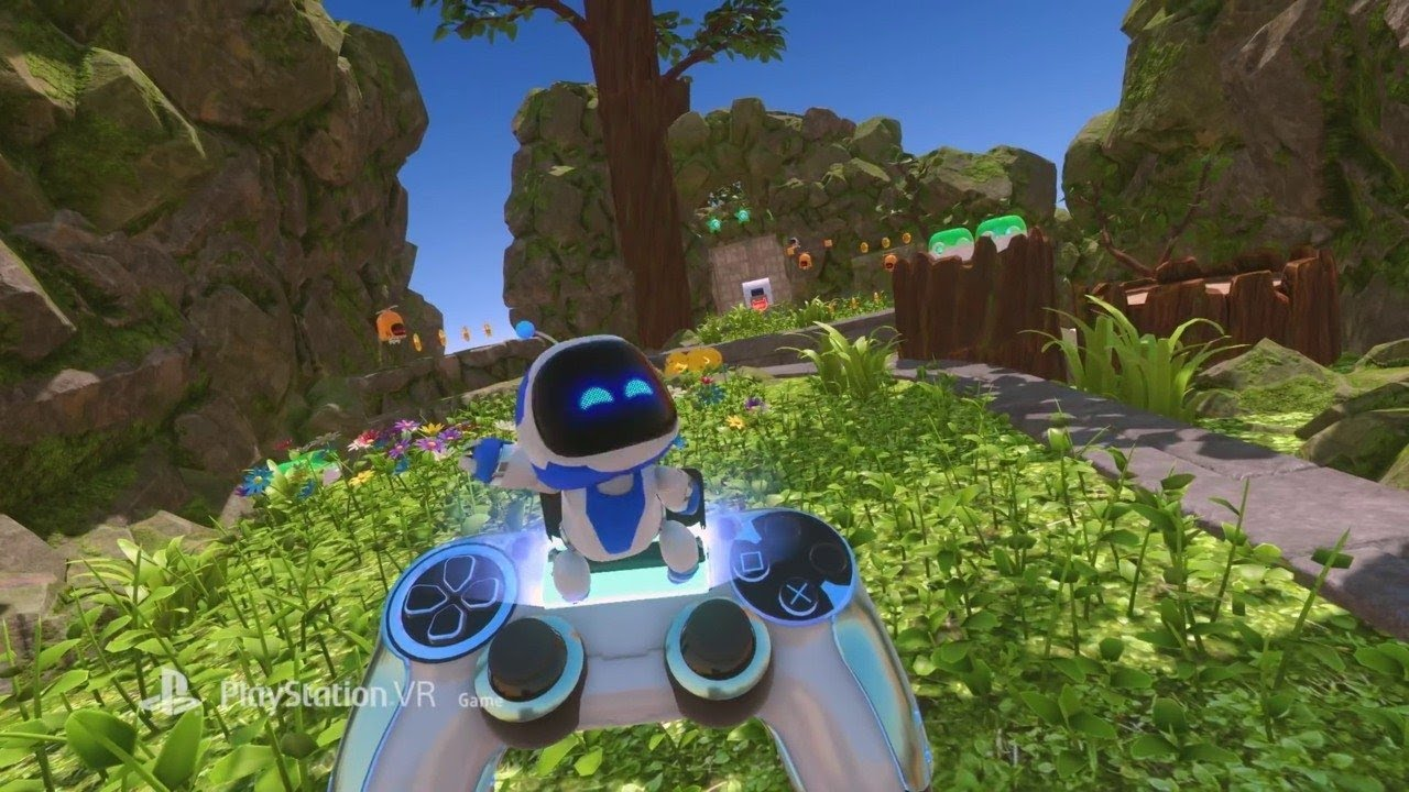 Astro Bot Rescue Mission Gameplay Demo - IGN Live E3 2018 - YouTube